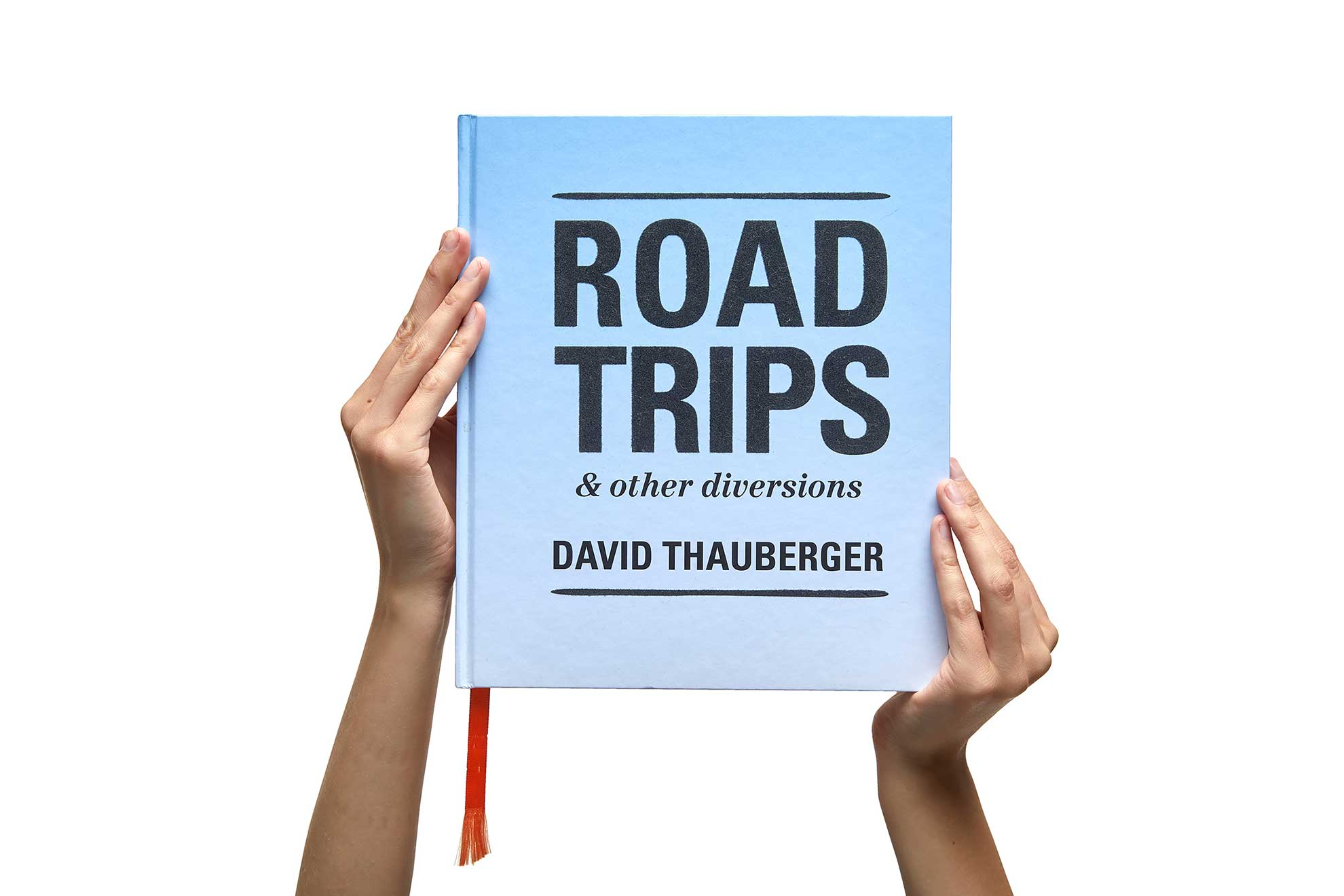 Road Trips - Editorial Design