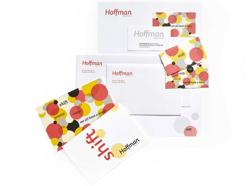 Hoffman Institute Print Stationery