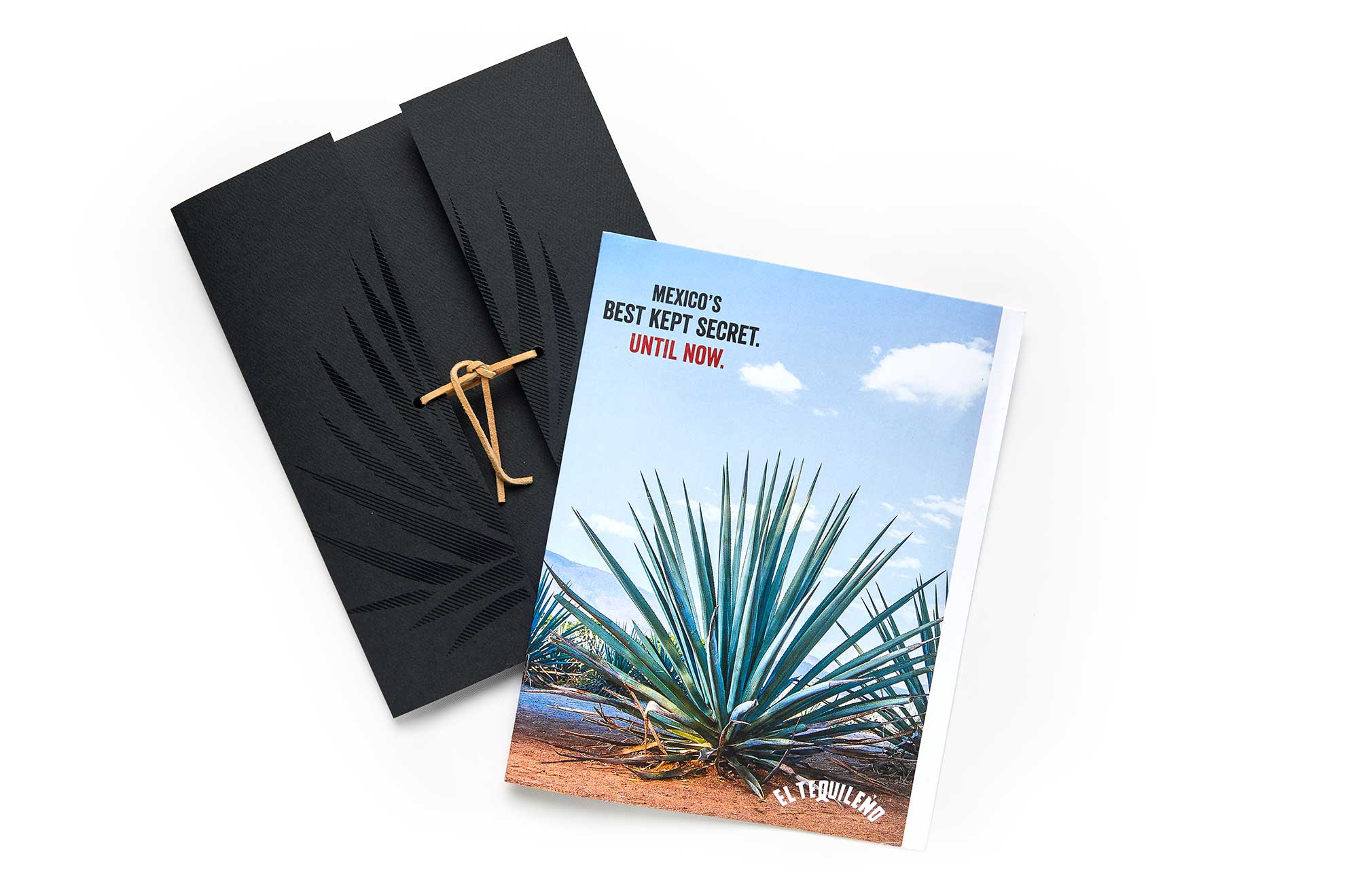 El Tequileno Promotional Material